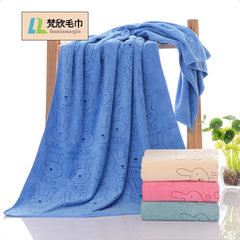 Towel manufacturers direct selling 350g cartoon pr This product is shipped in a random pattern 70 * 140 cm