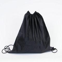 Oxford cloth bundle mouth basketball bag bag gift  black