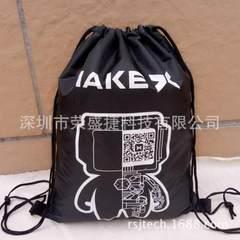 厂家定制高档耐用抽绳礼品小背包运动包