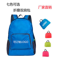 Hot style fashion student travel backpack outdoor  red
