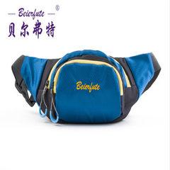 厂家直销礼品腰包户外腰包男女跑步运动腰包防水多功能旅游大腰包 绿色