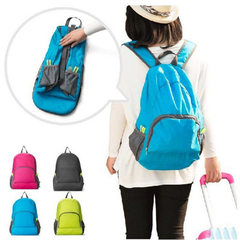 Korean version of outdoor travel backpack can be f green