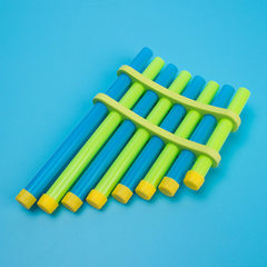 DIY volleyball flute elementary school children`s  DIY pipe