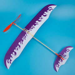 Large model thunderbird foam aircraft toys childre Big thunderbird