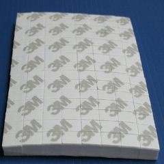 Rubber silicone antiskid pad in various shapes cus gray