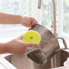 Multi - functional sponge cleaning circular sponge a