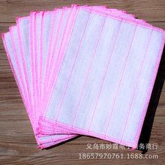 30*38 five-layer plus cotton dishwashing cloth, ex 30 * 38 five layers