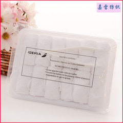 Air towel white towel pure cotton manufacturer dir white 24 * 24