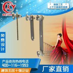 【专业生产】玻璃连接件 长单 短单 耳片 挂件