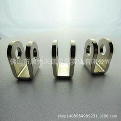 厂家直销 U型耳片连接件 楼梯扶手不锈钢配件