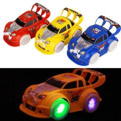 Children`s toy engineering car set model boy carto High speed train