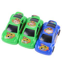儿童回力玩具车 一元小汽车 玩具车批发 款式混装 11*5.5cm