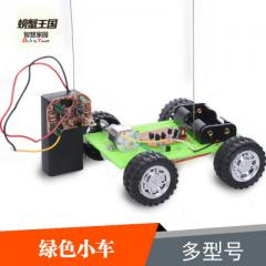 Street stalls sell electric toy cars with 3D light Random color hair mix