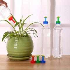 PVC塑料可乐瓶浇水喷头 园艺盆栽洒水浇花喷头批发 蓝色