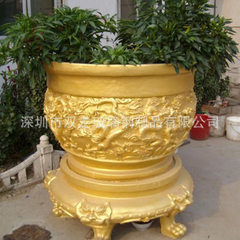 Supply FRP flowerpots, flowerpots, flower boxes, F You can choose any