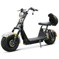 X5哈雷电动车摩托车代步车哈雷车两轮电瓶车踏板车电摩托带后备箱