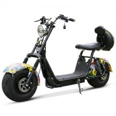 The fully folding mini electric scooter can be loa white 5.5