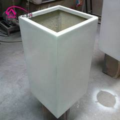 Shenzhen glass steel box manufacturer municipal be Can customize 60 * 60 * 80