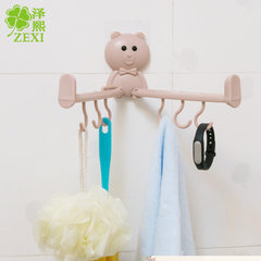 3028 creative multi-functional bear toilet towel r The Nordic powder