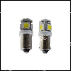 厂家直销 汽车LED室内灯 BA9S-5SMD-5050 示宽灯/仪表灯/阅读灯