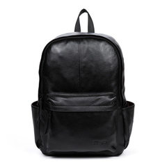 Manufacturer wholesale new products leather men`s  black 15