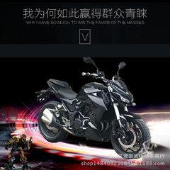 摩托车跑车z1000街车350cc双缸水冷大蟒蛇跑车重型机车幻影可上牌