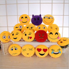 Dongguan factory direct selling plush toys creativ orange Can be customized