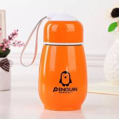 Customized water cup insulation advertising cup lo orange 300 ml
