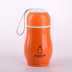 The new style personality thermos cup stainless st orange 300 ml