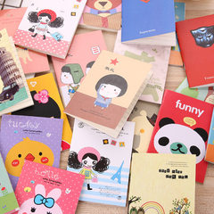Korea stationery factory direct selling cute carto salute