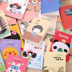 韩国文具 厂家直销 可爱卡通创意小本子 小笔记本 日记本 批发 敬礼