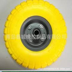 Supply solid tire 400-8 mechanical tyre quality as The 400-8