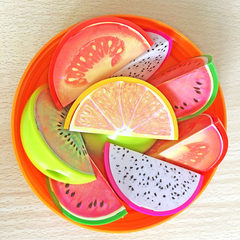 Student stationery wholesale creative lovely fruit Five kinds of fruit