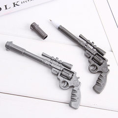 Cross fire line ballpoint pen CF gun pen creative  The bullet type (0.5)