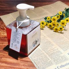 Ouya incense 500ml silicone oil free shampoo cream 500ml 596A ginger nourishing shampoo