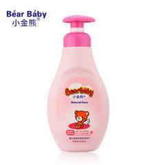 小金熊婴儿洗发水沐浴露二合一300ml 新生儿宝宝婴儿洗发水批发