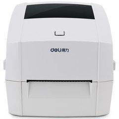 得力电子面单打印机DL-888D 热敏不干胶标签快递票据条码打印机 DL-888D