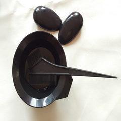 批发焗油碗 染发碗 染发工具 焗油梳 焗油碗套装 焗油三件