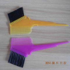 厂家现货直销彩梳彩色焗油梳黑色焗油梳子各种染发染发工