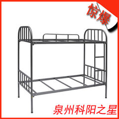 Quanzhou xiamen ningde double-deck iron frame apar gray 1920 * 900 * 1700 mm