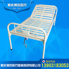 Ordinary hand-operated bed abs bed nursing bed for white 1950 * 900 * 500