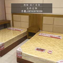 Hotel bedroom manufacturers direct sales hotel sui Can be customized Can be customized