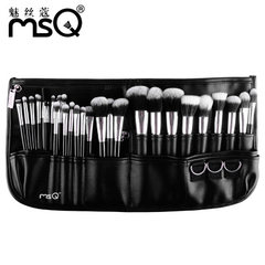 Makeup brush hot style single horsehair portable f black
