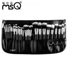 Makeup brush hot style single horsehair portable f black