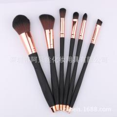 Single mask brush gift promotion brush travel brus black
