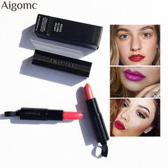 AIGOMC matte lipsticks black lace matte lipsticks  BG - N12