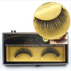 011 false eyelashes hot style thick and slender fa 011 (pair)