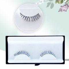 Hot sale of new transparent false eyelashes pure m 3 a pair