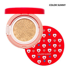 Authentic color sunny strawberry pearl air cushion C21 bright color of skin
