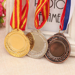 Metal MEDALS custom-made customized crafts and gif With a diameter of 5.1CM, the medal is 28 grams